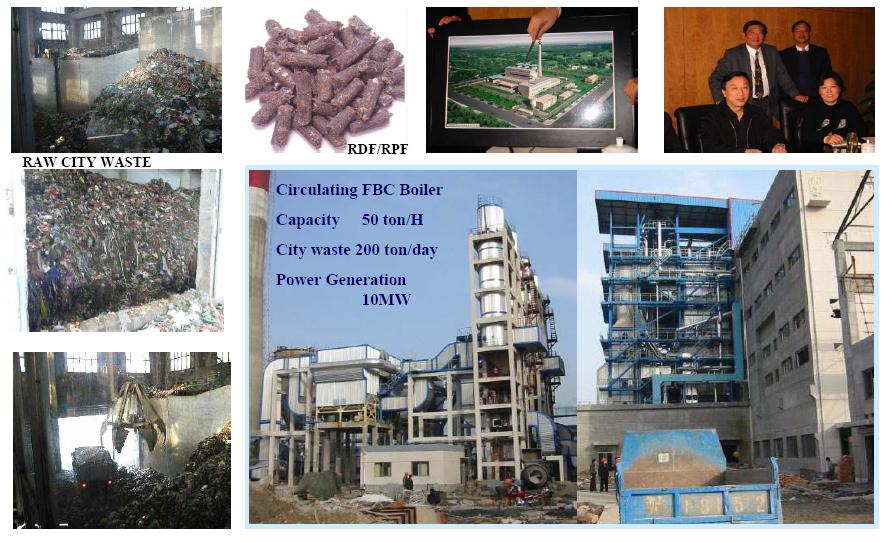 Citywaste Power Plant