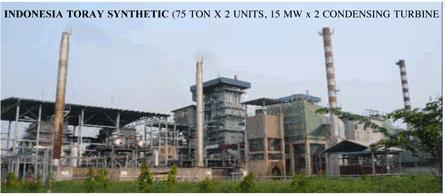 toray power plant